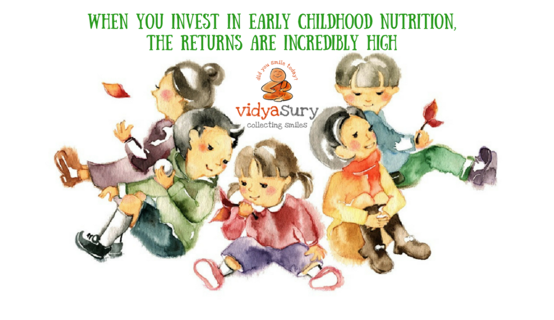 When it comes to child nutrition, there really is no compromise #RightStartforRightGrowth