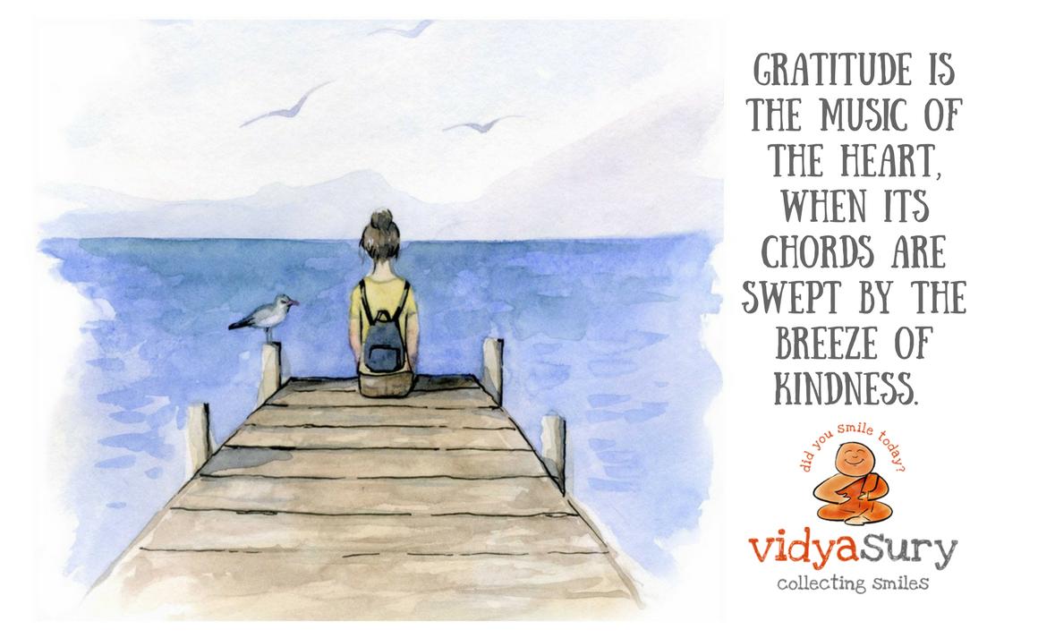 Gratitude MeditationVidya Sury