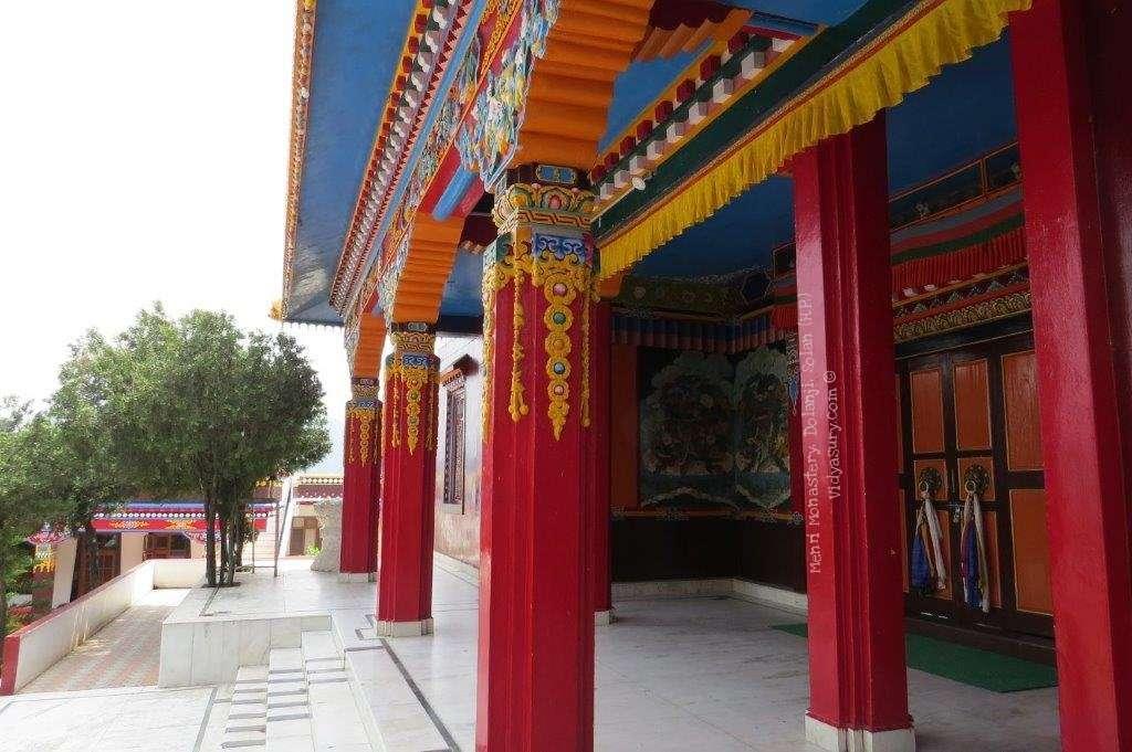 Menri Monastery Dolanji Solan Vidya Sury