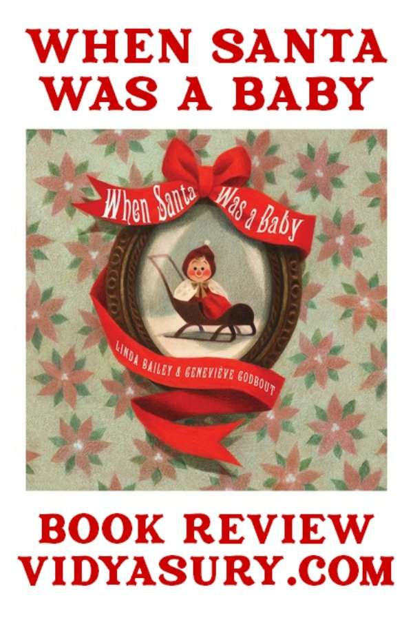 When Santa was a baby book review