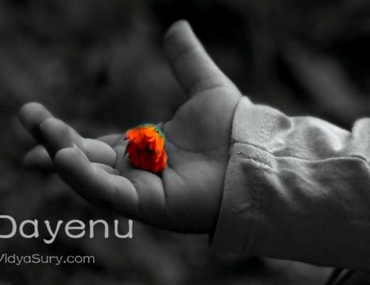 Dayenu #gratitude #blessings #mindfulness #atozchallenge