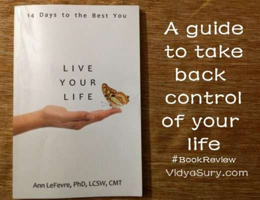 Live Your Life: 14 Days to the Best You #BookReview #selfhelp #atozchallenge
