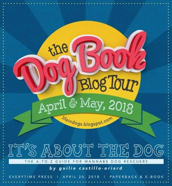 The Zen of being more dog. The Dog Book Blog Tour