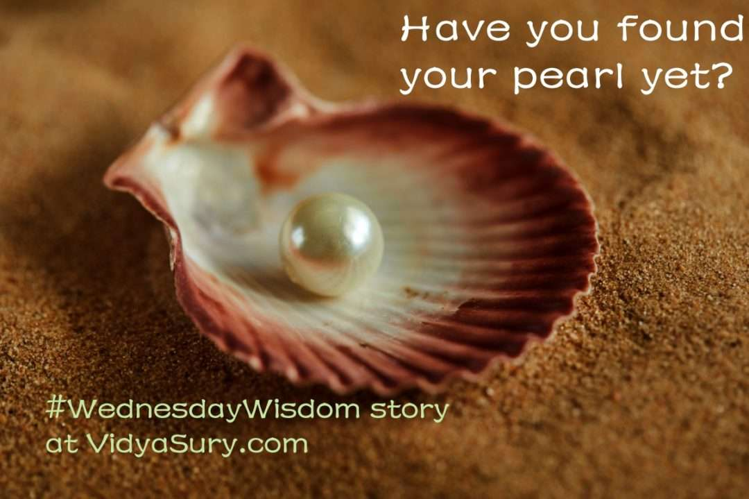 Have you found your pearl yet #wednesdaywisdom #kindness #mindfulness