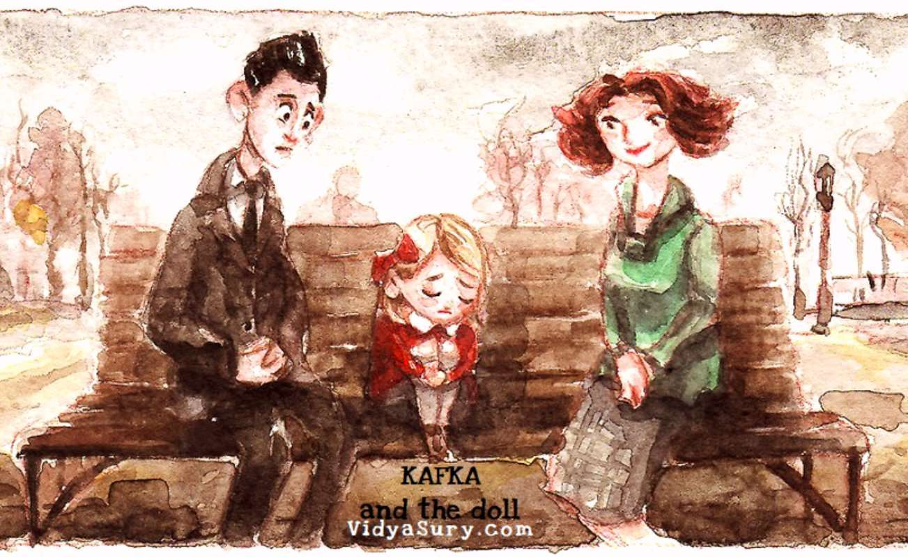 Kafka and the doll Wednesday Wisdom