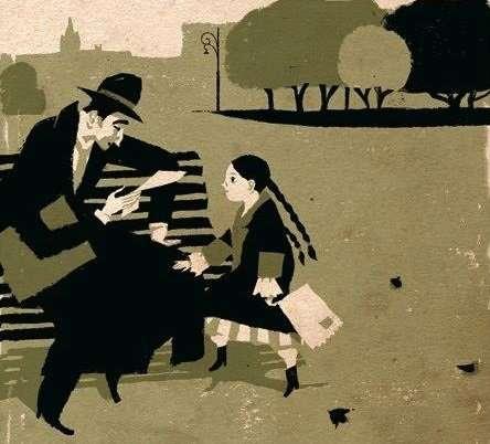 Kafka and the doll inspiring story