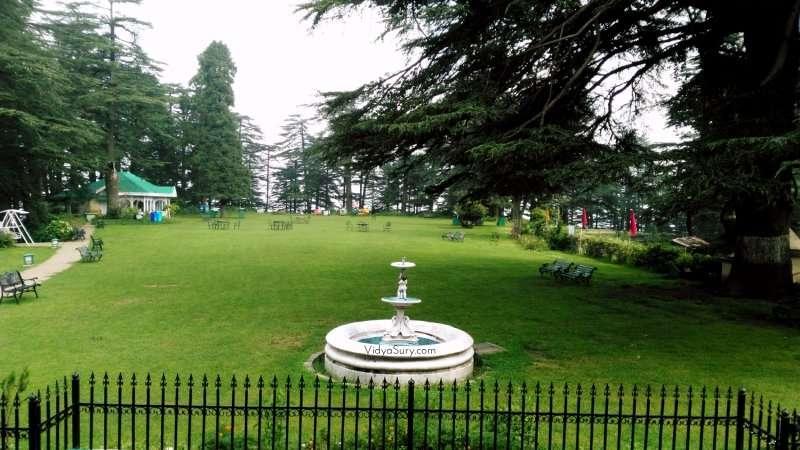 Chail Palace Lawns