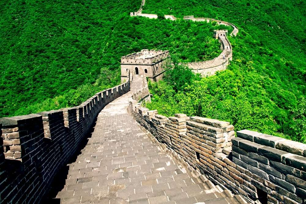 Great wall of China #SayYesToTheWorld #TheBlindList