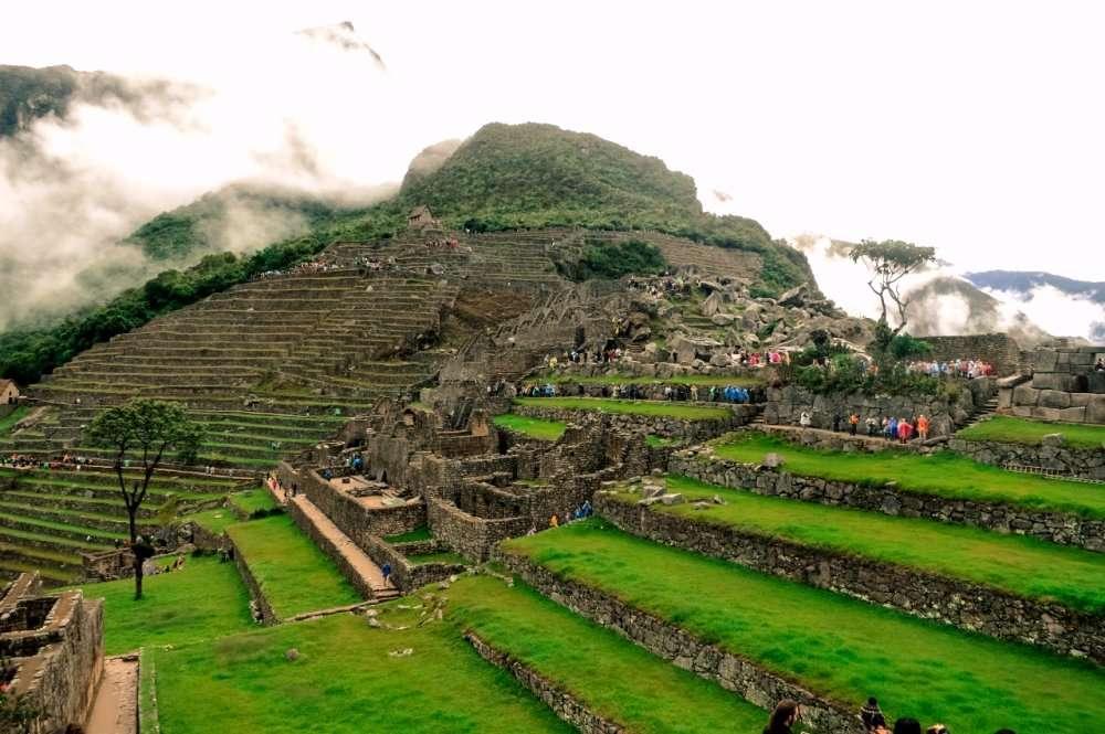 Machu Picchu #SayYesToTheWorld #TheBlindList