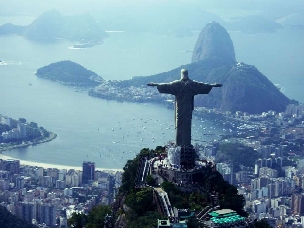 Rio #SayYesToTheWorld #TheBlindList
