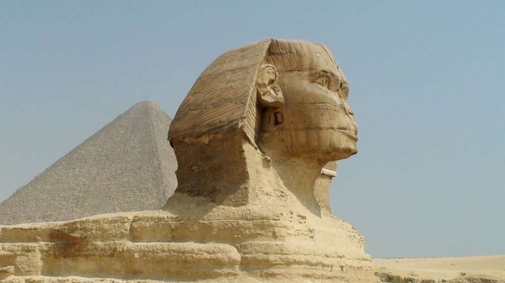 Sphinx #SayYesToTheWorld #TheBlindList