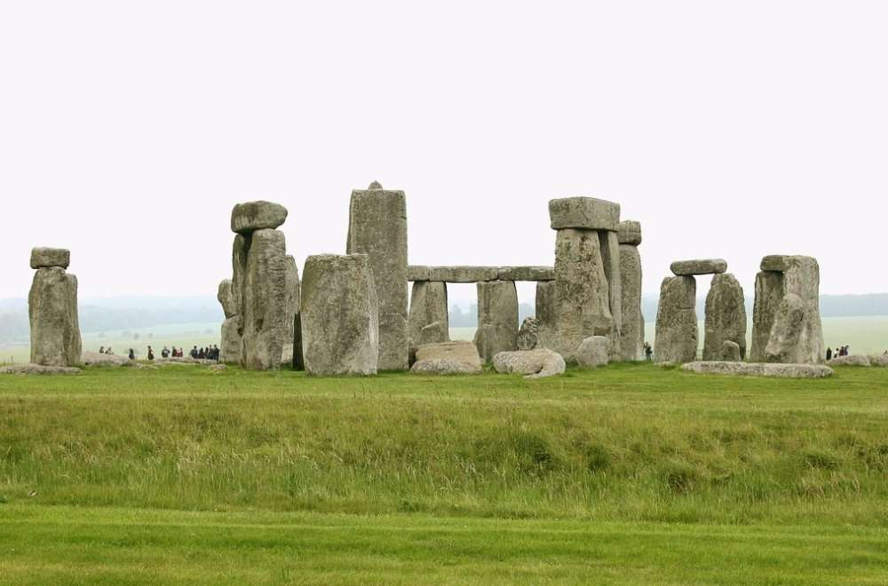 Stonehenge #SayYesToTheWorld #TheBlindList