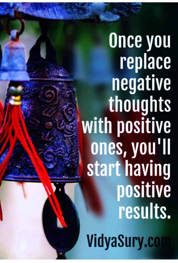 How to stamp out negative thoughts.: Once you replace negative thoughts with positive ones, you'll start having positive results. #lifelessons #personaldevelopment #mindfulness