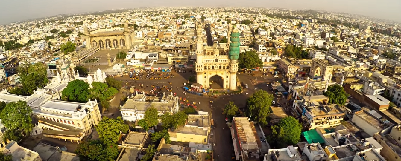 Charminar: Top 5 places to visit in Hyderabad