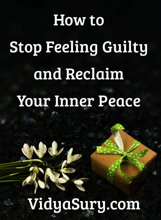 How to Stop Feeling Guilty and Reclaim Your Inner Peace #selfhelp #selflove #tips #stopthatguilt