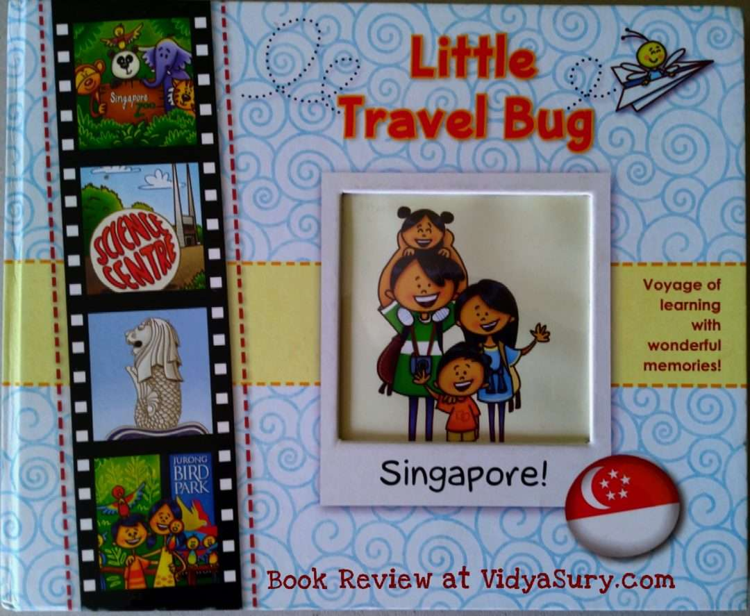 Little Travel Bug Singapore Book Review
