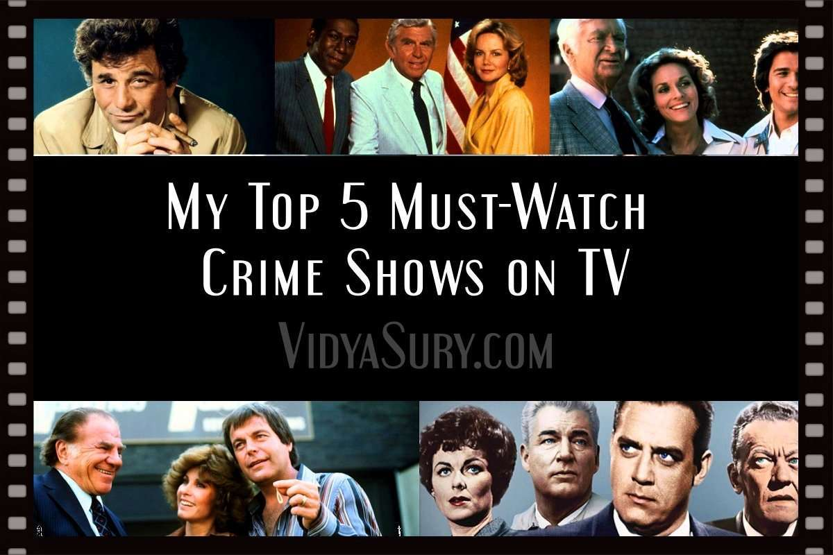 My top 5 must-watch crime fiction shows on TV