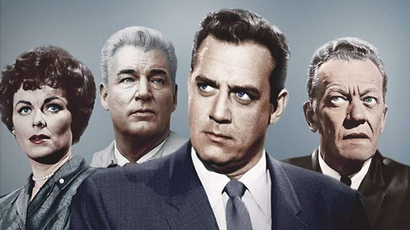 Perry Mason. Top 5 Crime TV shows