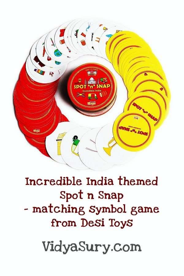 Spot n snap Desi Toys #IncredibleIndia #Indiantoys #traditionaltoys