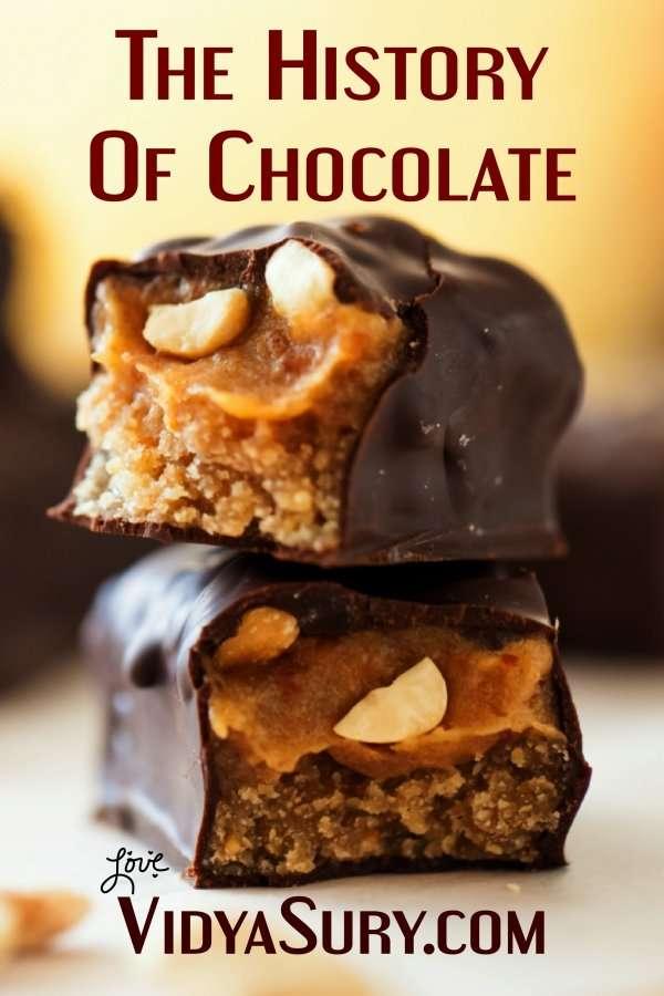 The History of chocolate or Xocolatl