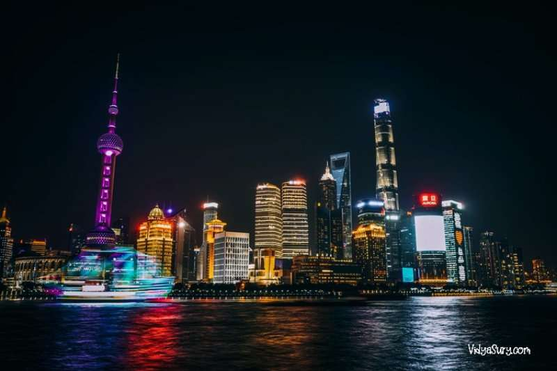 Shanghai 10 destinations I would love to visit again