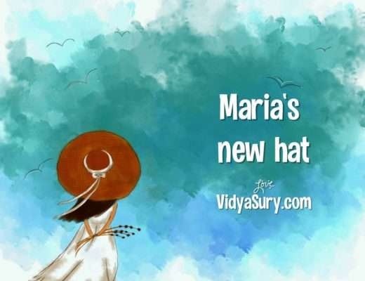 Maria's New Hat. Wednesday WIsdom story