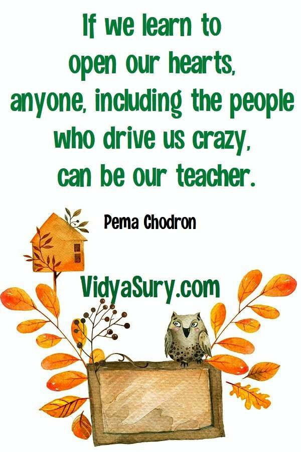 108 inspiring quotes from Pema Chodron Life is our teacher