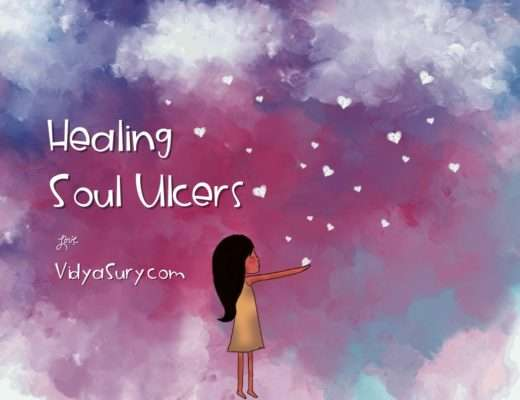 Healing soul ulcers Wednesday Wisdom