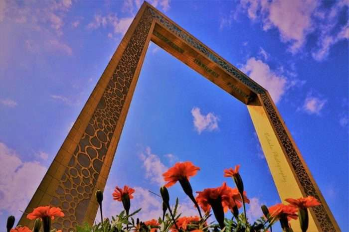 Dubai Frame Interesting Things to See in Dubai