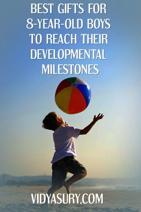 Best gifts for 8-year-old boys to achieve developmental milestones