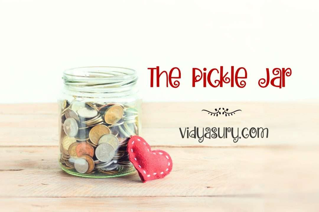 The Pickle Jar - an inspiring story about unconditional love