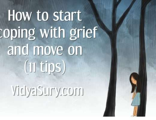 How to start coping with grief and move on with 11 tips