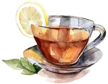 Drink a warm beverage quick ways to relax