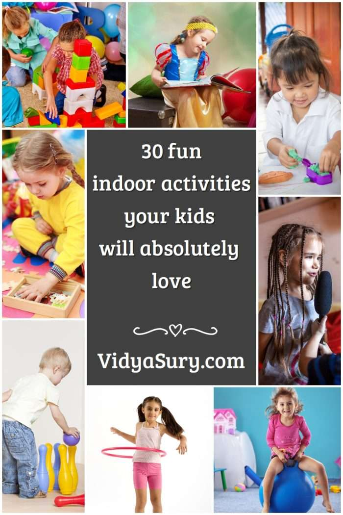 30 fun indoor activities your kids will absolutely love