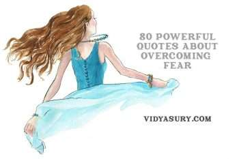 80 powerful quotes to overcome fear_Fotor