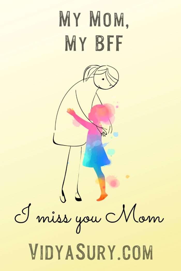My Mom My BFF, Mi