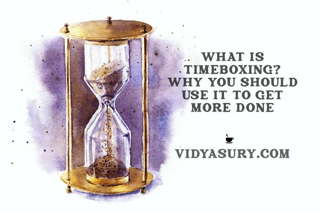 What is timeboxing