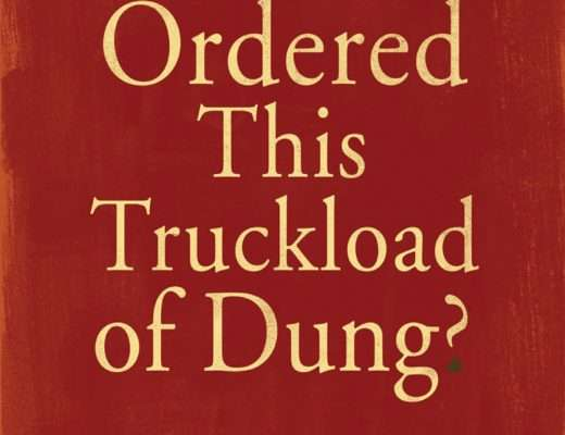 Who ordered this truckload of dung Book Review Vidya Sury