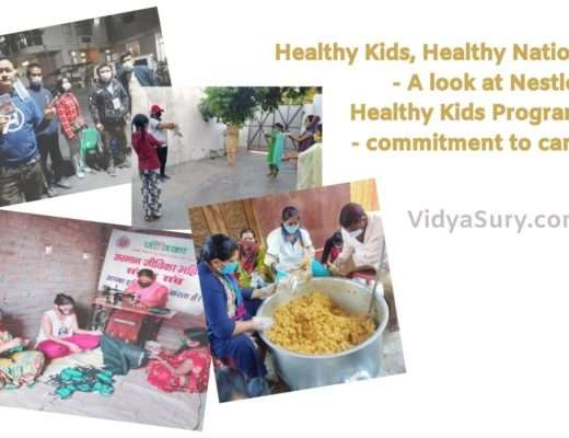 Nestle Healthy Kids Program 1