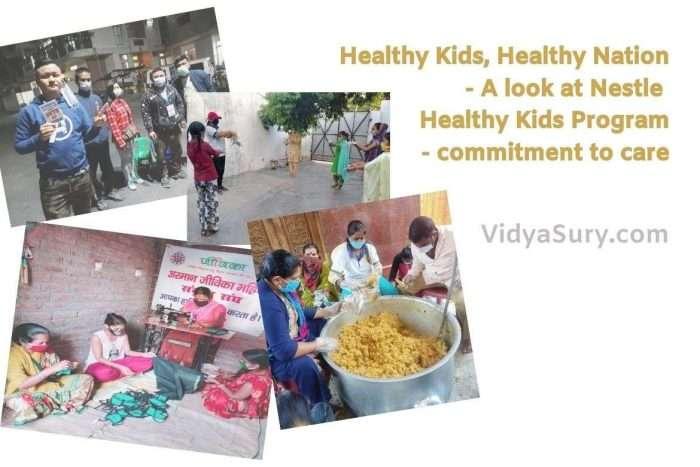 Nestle Healthy Kids Program 1