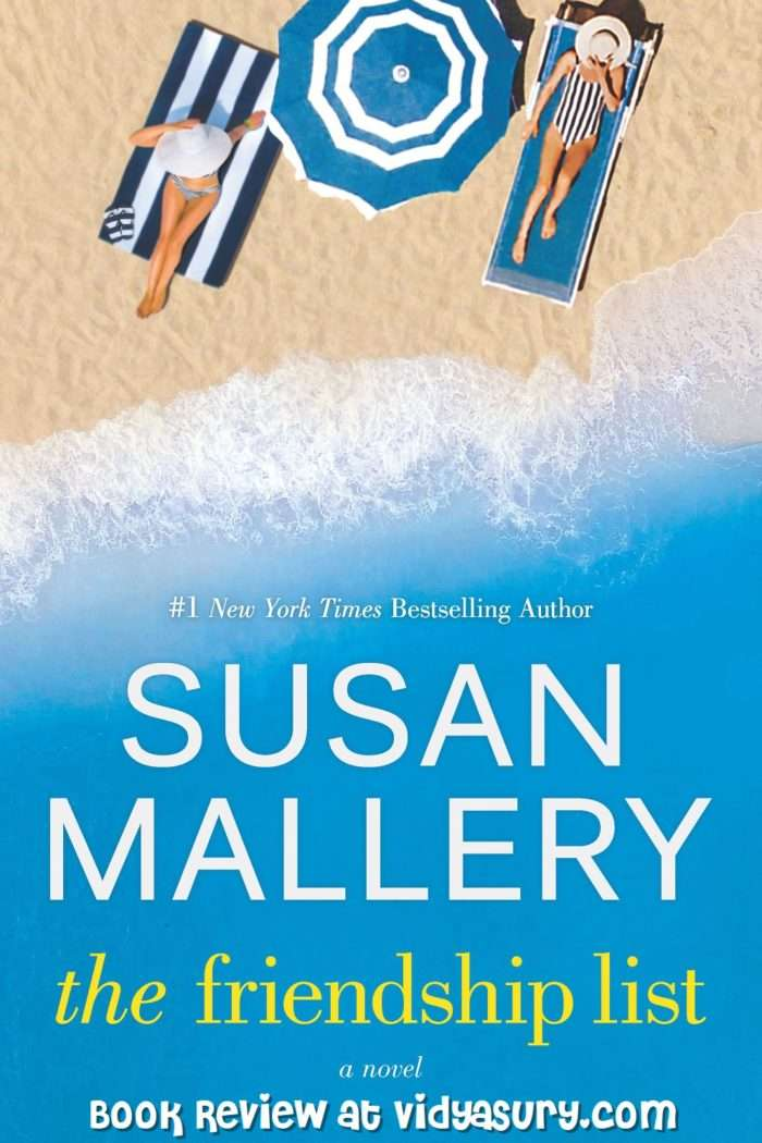 The Friendship List by Susan Mallery Book Review