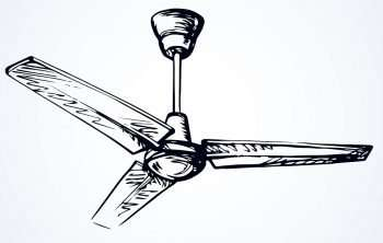 ceiling fan things i am grateful for