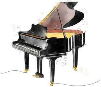 grand piano learn piano online