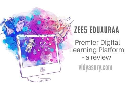 EDUAURAA premier digital learning platform a review