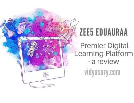 EDUAURAA premier digital learning platform a review