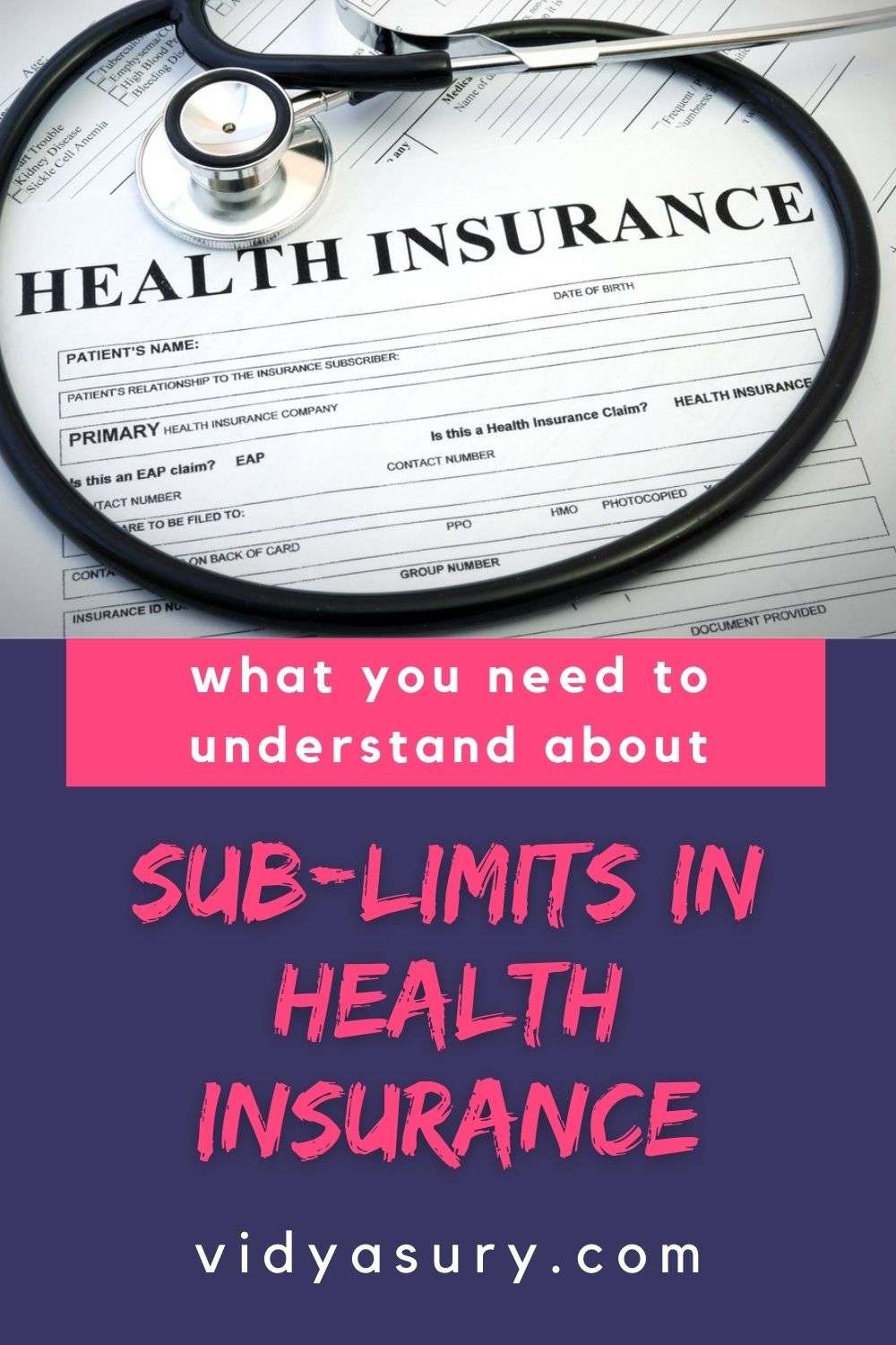 What you need to understand about sub-limits in your health insurance policy