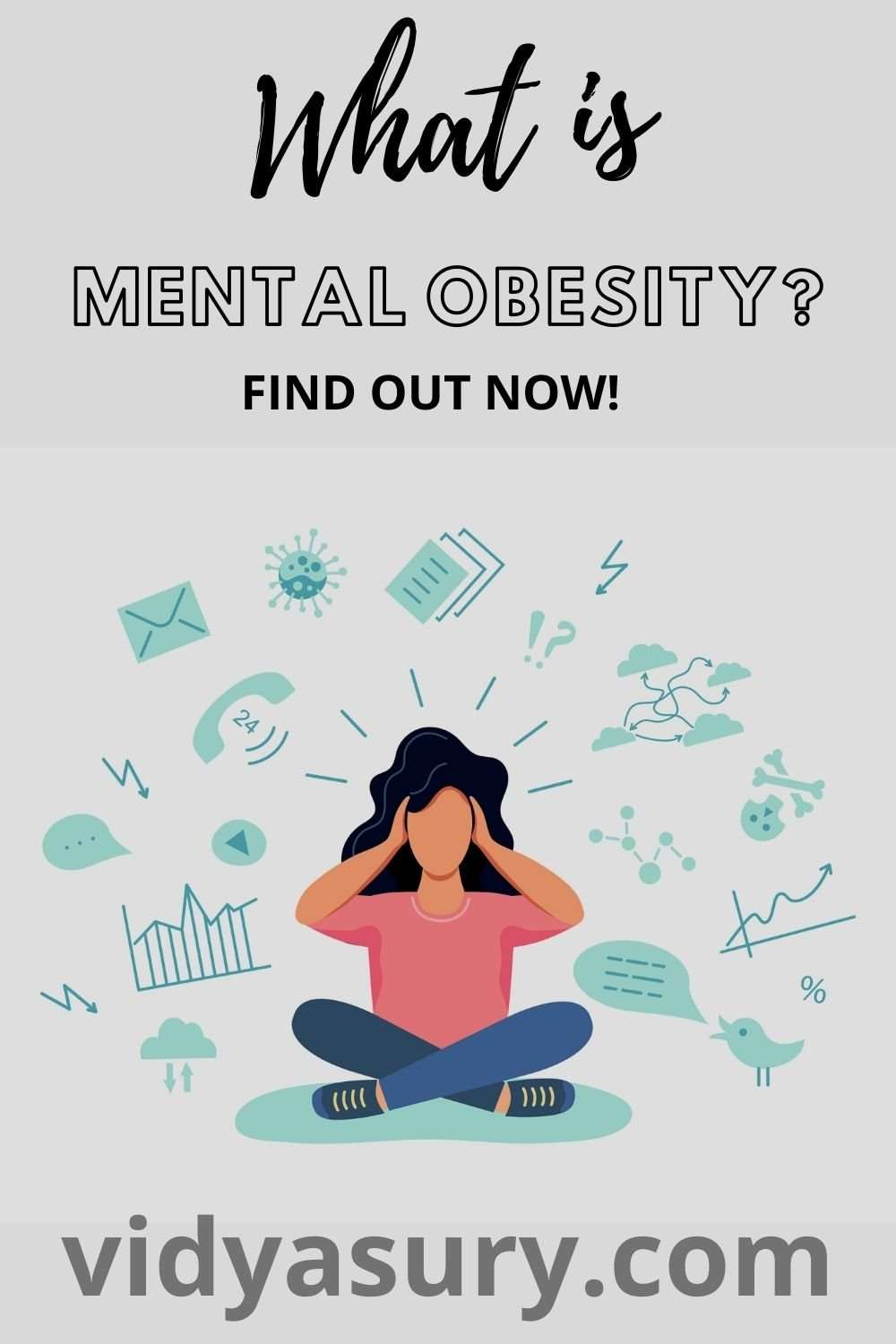 What is mental obesity find out now