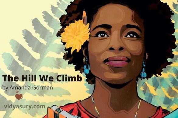 The Hill We Climb by Amanda Gorman