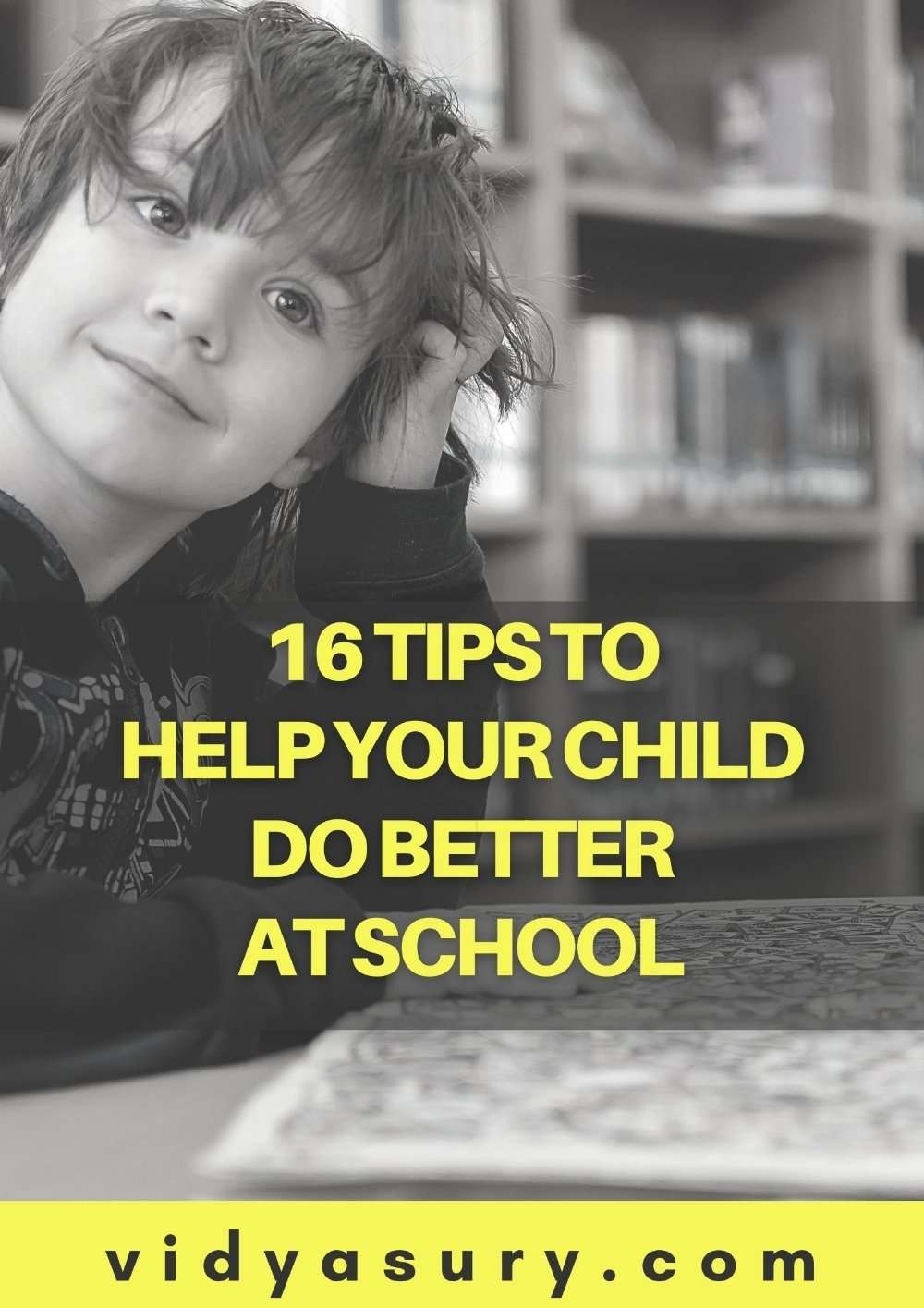 16 tips to help your child succeed at school