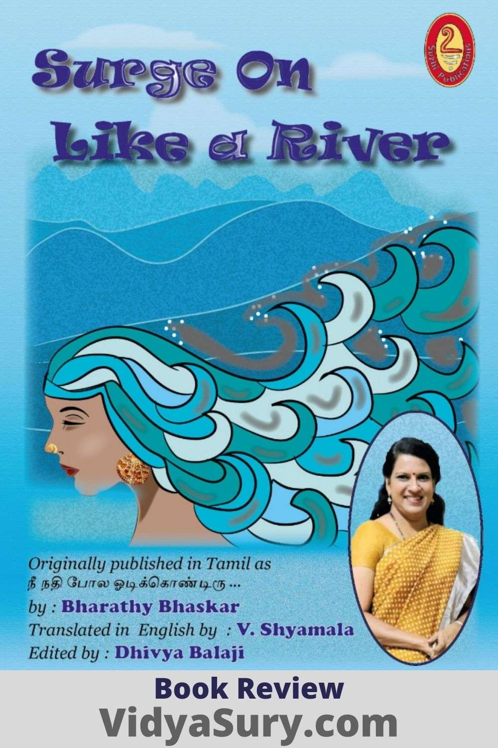 Book Review of Surge On Like a River